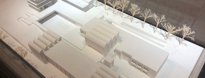 The Temporary Bauhaus-Archiv / Museum für Gestaltung is one of Testen: Ausflüge.