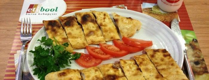 Etibol Bursa Kebapcisi is one of Locais curtidos por Omer.
