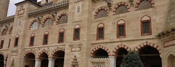Selimiye Vakıf Müzesi is one of Tarih/Kültür (Marmara).