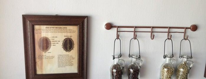 THE ROAST Coffee is one of Chiang rai jaoo.