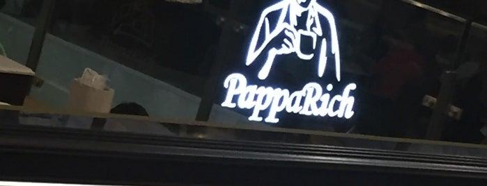 PappaRich is one of Tempat yang Disimpan Jacky.