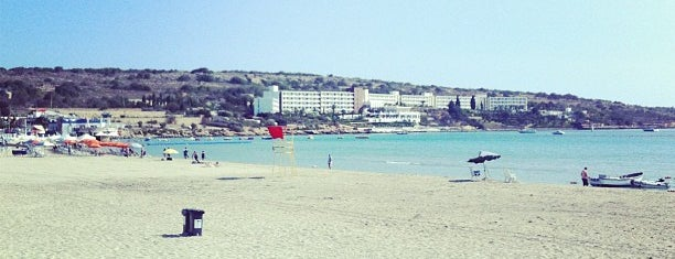 Għadira Bay Beach is one of Malta.
