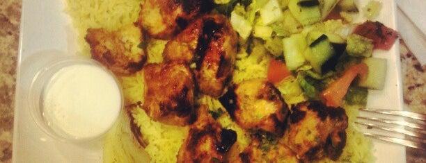 Dawali Mediterranean Kitchen is one of Cindy'in Kaydettiği Mekanlar.