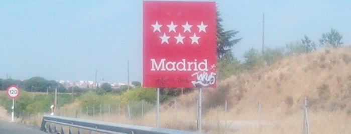 Comunidad de Madrid is one of Ñ : понравившиеся места.