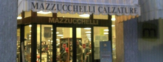 Mazzucchelli Calzature is one of Lieux qui ont plu à Mik.