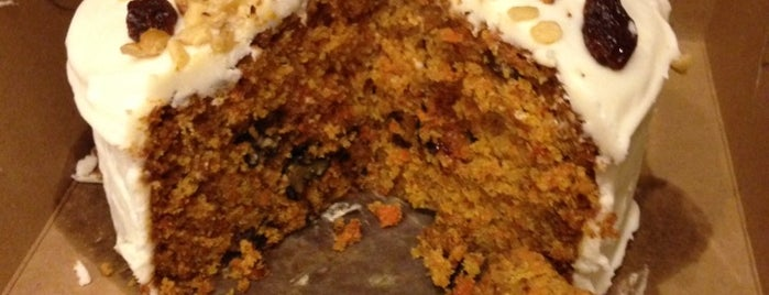 Lloyd's Carrot Cake is one of Inwood.