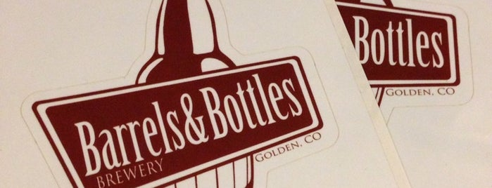 Barrels & Bottles is one of Colorado Breweries.