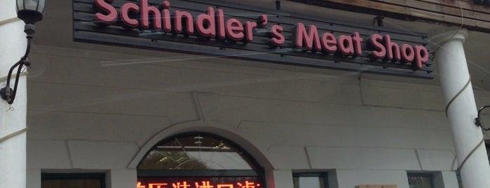 Schindler's is one of Pequim.