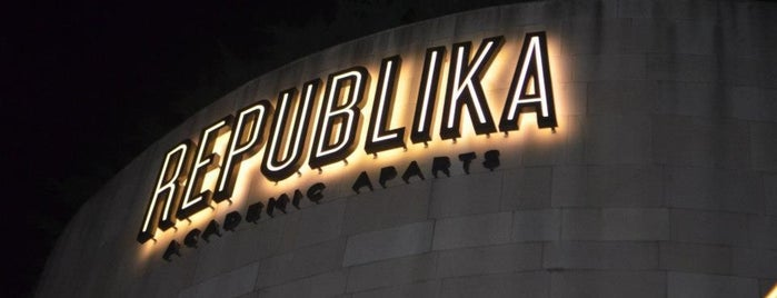 Republika Academic Aparts Ortaköy is one of Erkan 님이 좋아한 장소.