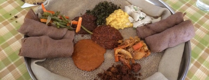 Dashen Traditional Restaurant is one of Addis Ababa, ET.