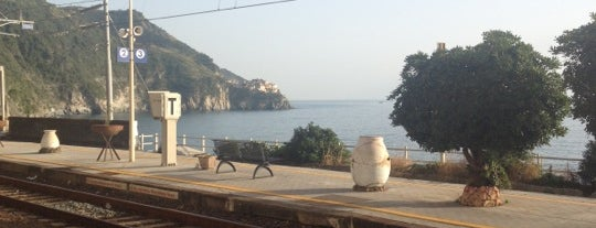 Stazione Corniglia is one of ba$ak 님이 좋아한 장소.