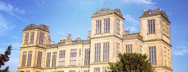 Hardwick Hall is one of Posti che sono piaciuti a Carl.