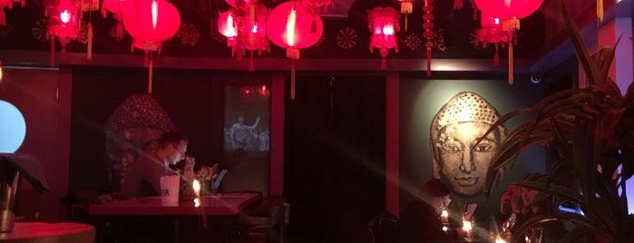 Китайская квартира Брюса Ли is one of Ресторан.