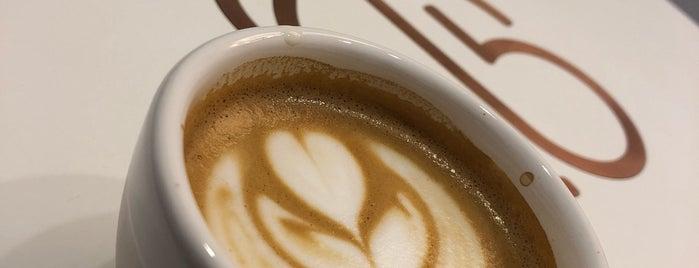 ABC Coffee Roasters is one of Posti che sono piaciuti a Dmitry.