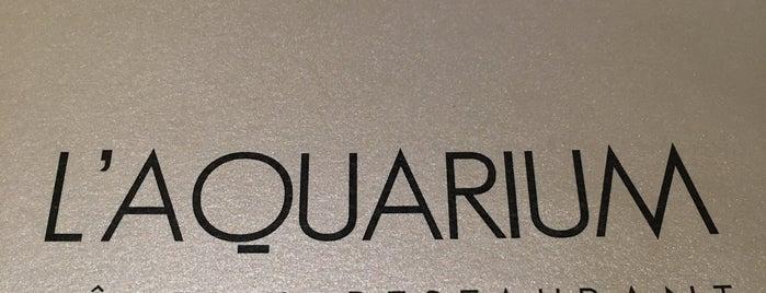 Hotel Restaurant l'Aquarium is one of Tous au restaurant 2012 - du 17 au 23/09.
