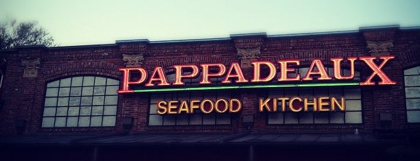 Pappadeaux Seafood Kitchen is one of Let's Eat!.