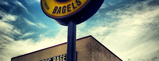 Einstein Bros Bagels is one of Favorite Restaurants.