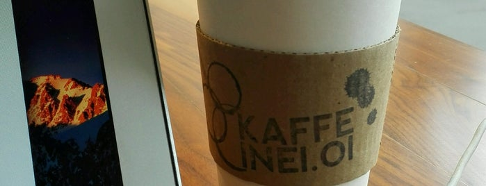 KAFFE INE1.01 is one of Lugares favoritos de Jorge.