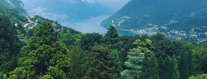 Parco San Grato is one of Lugano.
