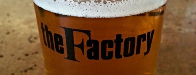 The Factory Gastropub is one of Locais salvos de Ben.