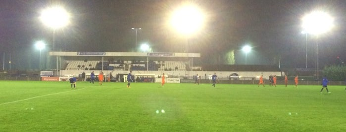 Wingate & Finchley FC is one of Lieux qui ont plu à Carl.