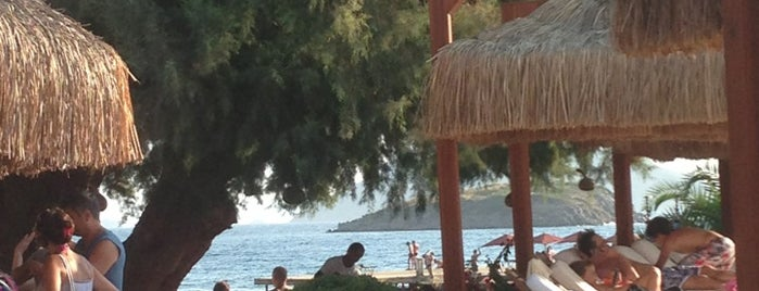 Kadıkale Resort is one of muğla 14.