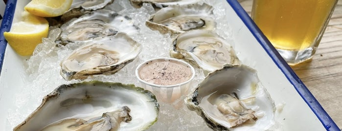The Shop - Raw Bar & Shellfish Market is one of This Is Fancy: Maine.
