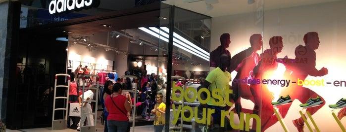 Adidas Store is one of สถานที่ที่ Leo ถูกใจ.