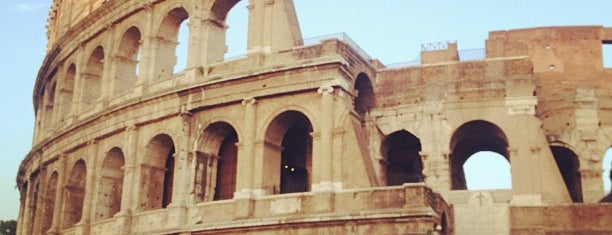 Colosseo is one of World Heritage Sites List.