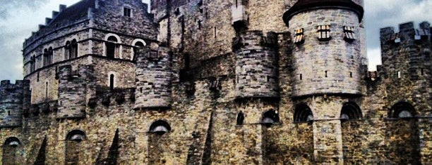 Gravensteen is one of Locais salvos de Thomas.