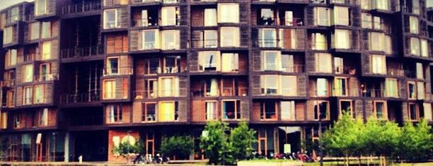 Tietgenkollegiet is one of Copenhagen.