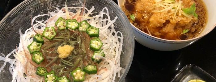 Kanda Yabusoba is one of To-do Food.