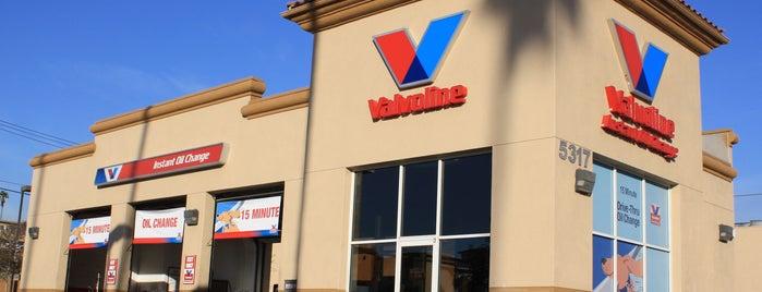 Valvoline Instant Oil Change is one of Orte, die Karl gefallen.