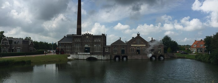Nederlands Stoommachinemuseum is one of Museums that accept museum card.