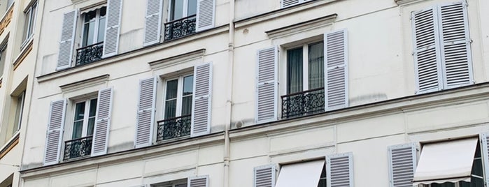 La Maison de Van Gogh is one of สถานที่ที่บันทึกไว้ของ Daniel.