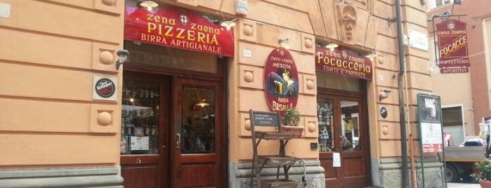 Zena Zuena is one of สถานที่ที่บันทึกไว้ของ Ilaria.