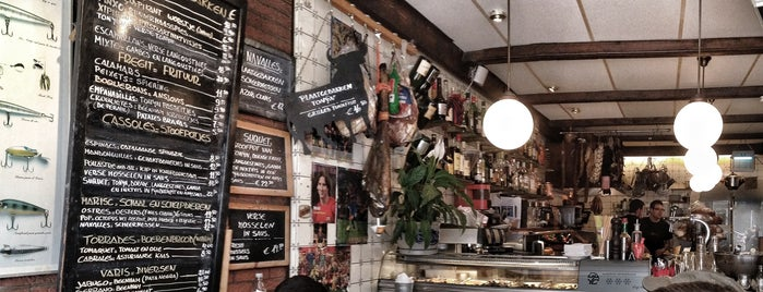 Tapas bar Català is one of eating #sop020.