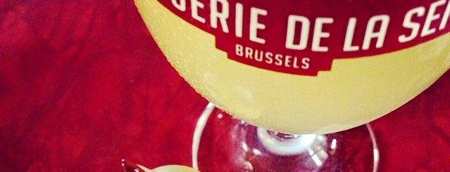 Brasserie de la Senne is one of Beer / Ratebeer's Top 100 Brewers [2019].