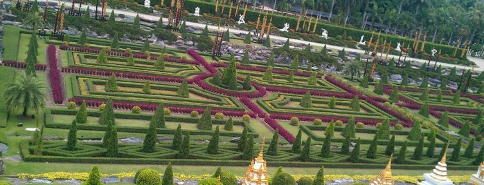 Nong Nooch Garden & Resort is one of Posti salvati di Ismail.
