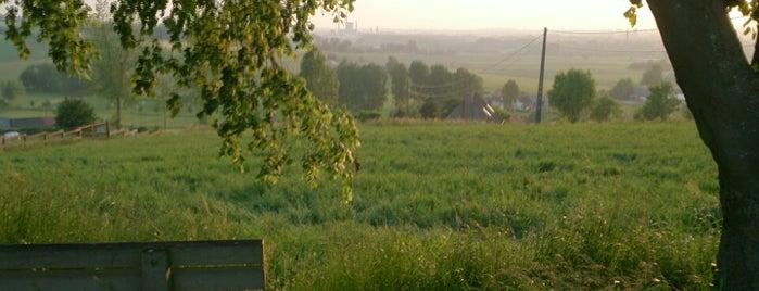 Paterberg is one of Ronde Van Vlaanderen.