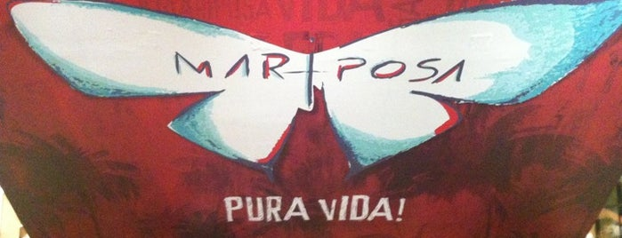 Mariposa is one of Lugares favoritos de Veridiana.