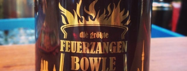 Feuerzangenbowle is one of Christmas Markets.