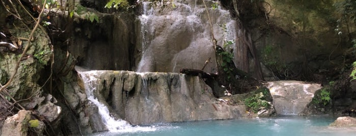 Aguinid Falls is one of Philippines.