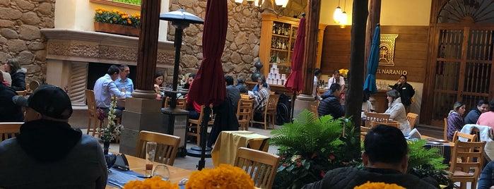 El Naranjo Restaurant is one of sebastien : понравившиеся места.
