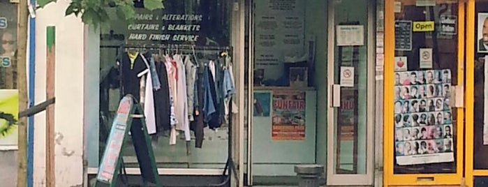 regency dry cleaners is one of places near my house.