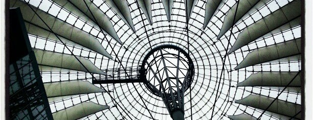 Sony Center is one of Berlin.