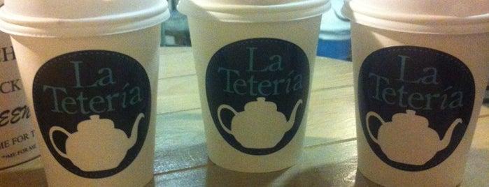 La Tetería is one of Posti salvati di Ana.
