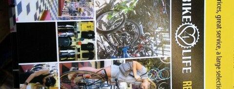 Bike 4 Life is one of Andy : понравившиеся места.