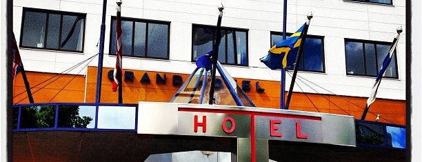 Quality Hotel Grand, Borås is one of Sweden 2017.