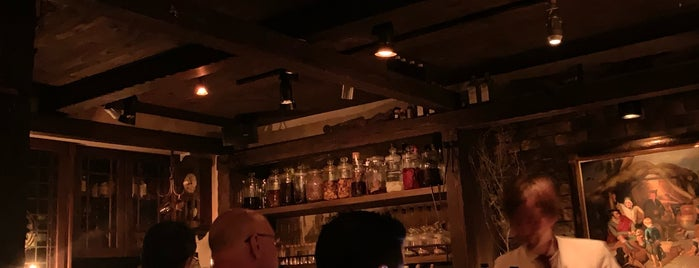 Bar Benfiddich is one of Lieux sauvegardés par Bradley.